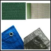 Abdeckplanen, Folien und Netze